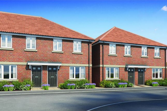 Thumbnail Semi-detached house for sale in Egerton Place, Off Richmer Road, Erith, Kent