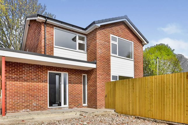 Detached house for sale in Clover Croft, Sale, Greater Manchester M33