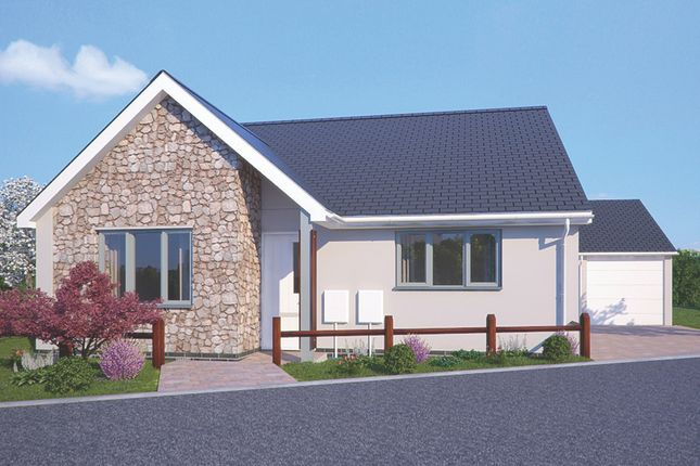 Thumbnail Bungalow for sale in The Compton, Plantation Way, Torquay, Devon