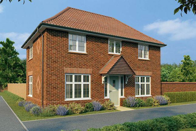 "Thumbnail Detached house for sale in ""Amberley"" at Salisbury Road, Marlborough"