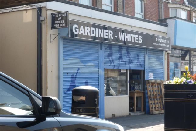Thumbnail Retail premises to let in High Street, Burnham-On-Sea