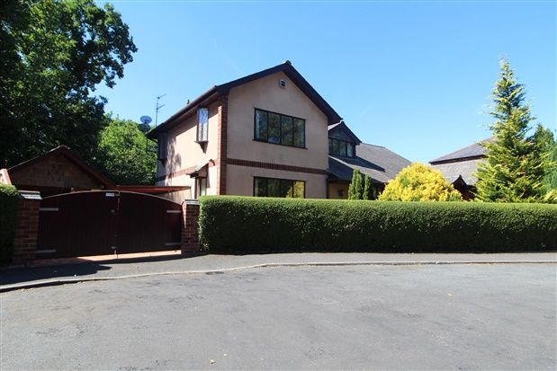 Thumbnail Property for sale in Stanley Grove, Preston