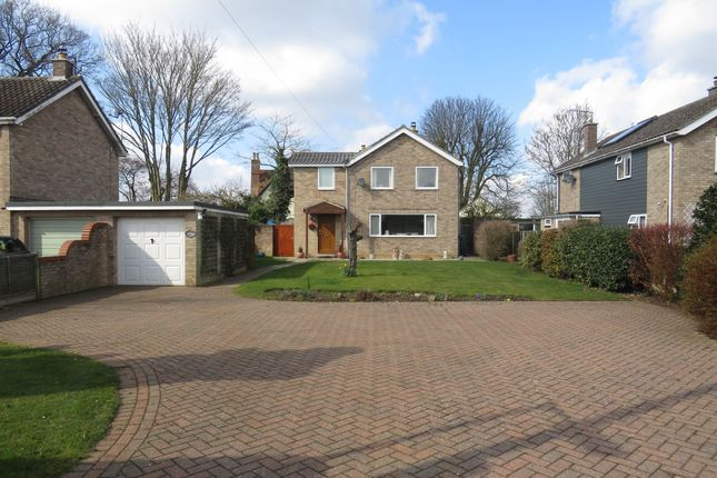 3 bed detached house for sale in Lavenham Road, Great Waldingfield, Sudbury