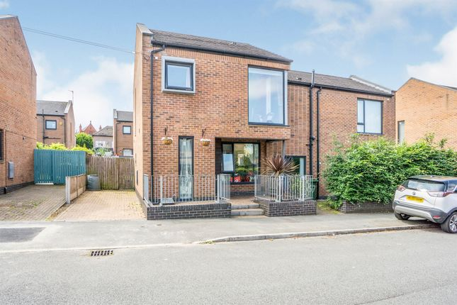 Thumbnail Semi-detached house for sale in Whitford Road, Tranmere, Birkenhead
