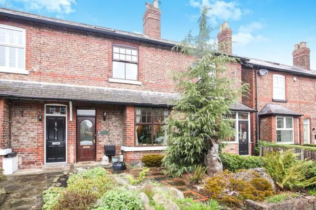 Thumbnail Terraced house for sale in Heyes Lane, Alderley Edge, Cheshire