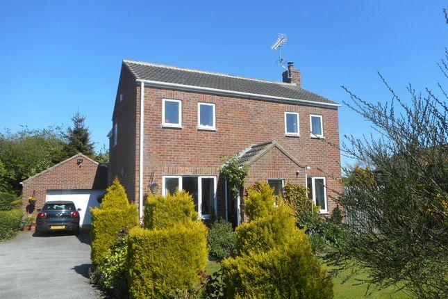 Thumbnail Detached house to rent in Washington Close, Littlethorpe, Ripon