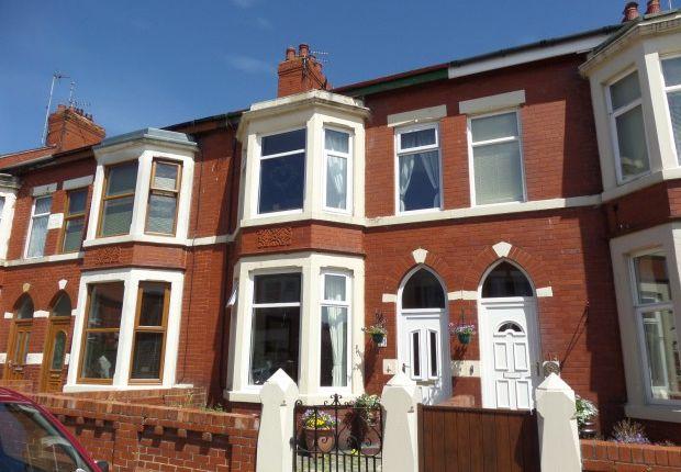 Thumbnail Terraced house for sale in Milton Street, Fleetwood