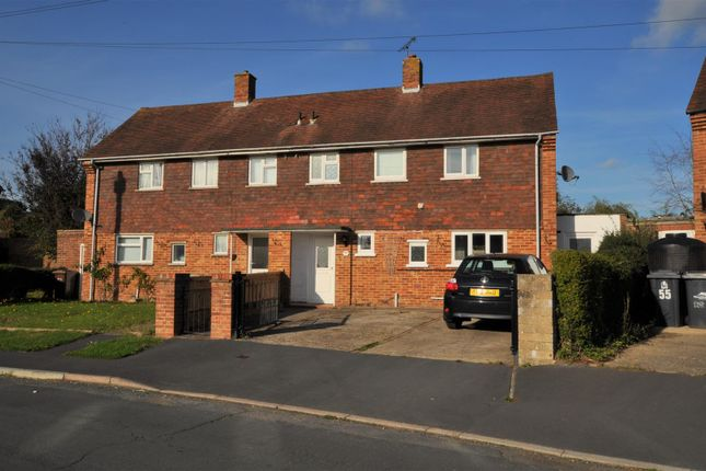 Thumbnail Semi-detached house to rent in Bowley Road, Hailsham