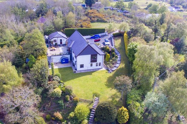 Thumbnail Detached house for sale in Bryn Pydew, Llandudno Junction