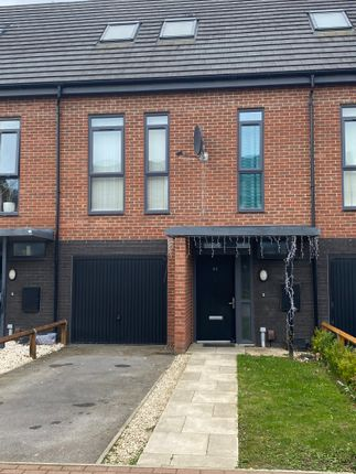 Thumbnail Terraced house for sale in Heartswood Road, Bentley, Doncaster
