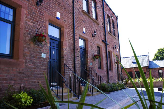 Thumbnail Town house for sale in Tillerman Court, Derby Lane, Liverpool, Merseyside