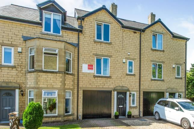 Thumbnail Terraced house for sale in Bendwood Close, Padiham, Burnley, Lancashire