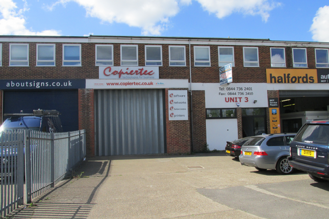 Thumbnail Light industrial to let in Browells Lane, Feltham
