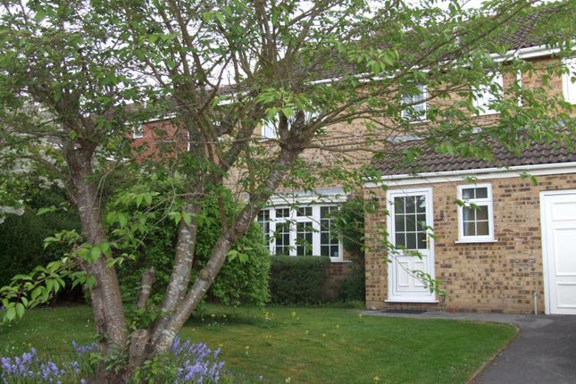 Thumbnail Detached house to rent in Biddel Springs, Highworth, Swindon