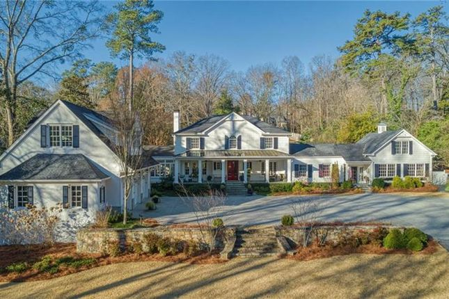 Thumbnail Property for sale in 3218 Nancy Creek Road Nw, United States Of America, Georgia, 30327, United States Of America