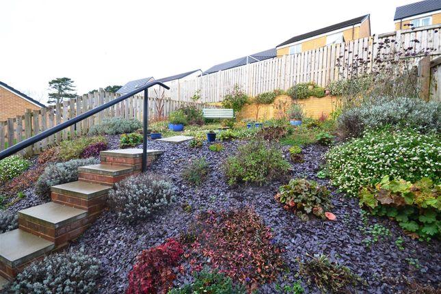 Garden of Gatehouse View, Pembroke SA71