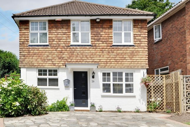 Thumbnail Detached house for sale in Falcon Avenue, Bickley, Bromley