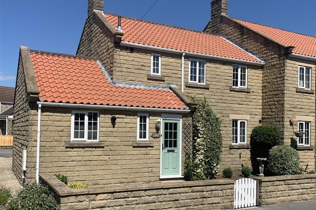 Thumbnail End terrace house for sale in Sutton, Thirsk