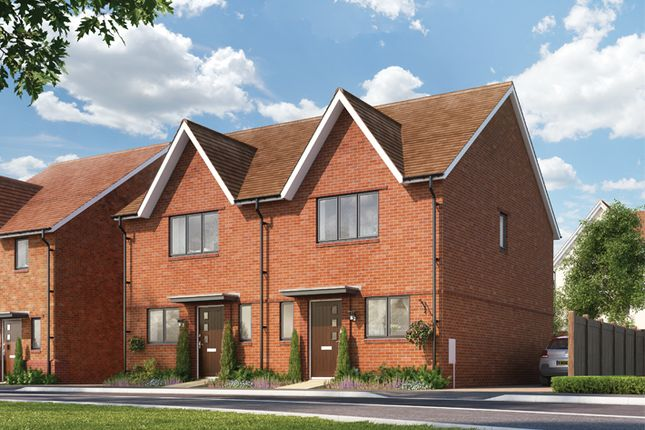 """Thumbnail Property for sale in """"The York"""" at Biggs Lane, Arborfield, Reading"""