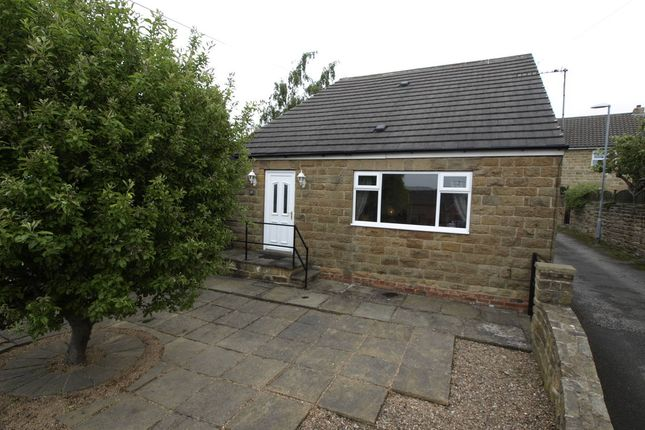 Thumbnail Detached bungalow for sale in Wentworth Road, Blacker Hill, Barnsley