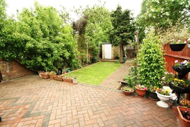 3 bed terraced house for sale in Herbert Gardens, London