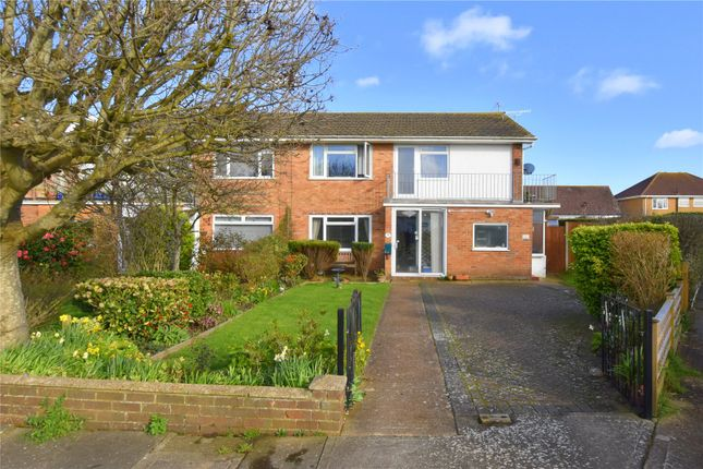 2 bed flat for sale in Ingleside Crescent, Lancing, West Sussex BN15