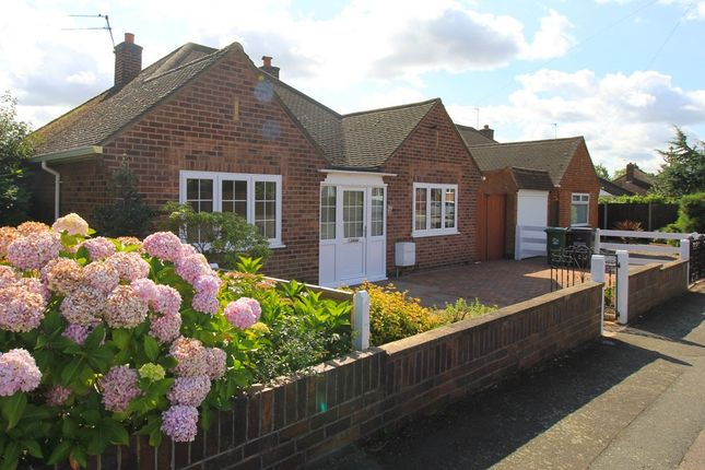Thumbnail Bungalow to rent in Ambergate Drive, Birstall