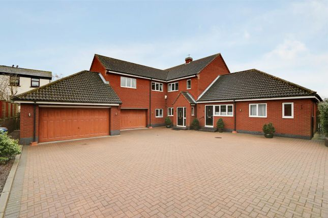 Thumbnail Detached house for sale in Church View, Elloughton, East Riding Of Yorkshire
