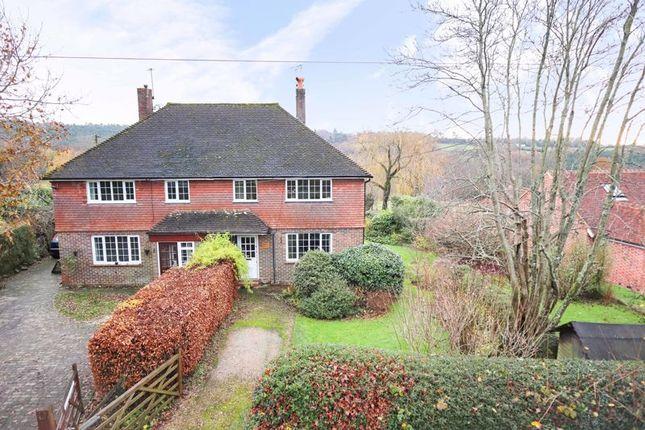 Thumbnail Semi-detached house for sale in Birch Grove, Horsted Keynes, Haywards Heath