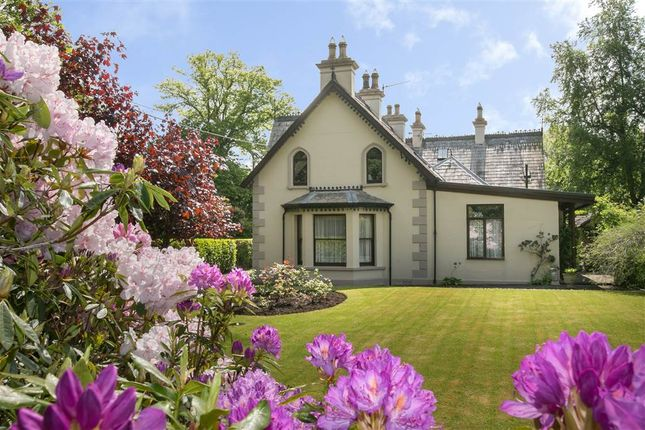 Thumbnail Detached house for sale in 10, Glen Road, Holywood