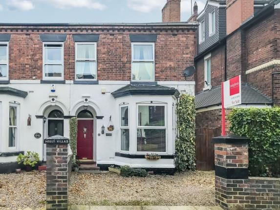 Thumbnail Semi-detached house for sale in Newton Street, Stoke-On-Trent, Staffordshire, Staffs