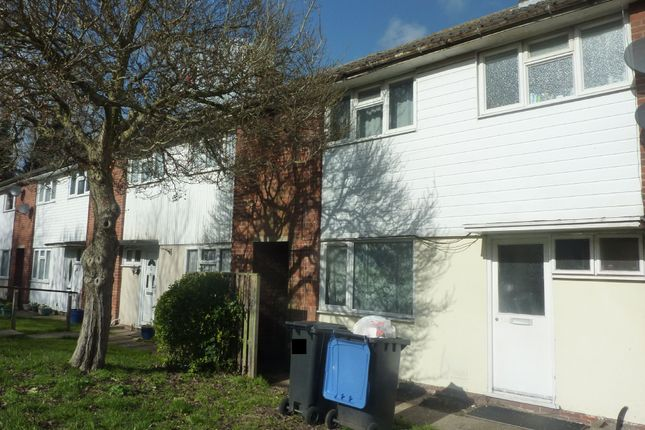 Thumbnail Terraced house to rent in Rectory Wood, Harlow
