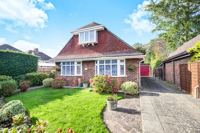 Thumbnail Detached bungalow for sale in Loxwood Avenue, Broadwater, Worthing