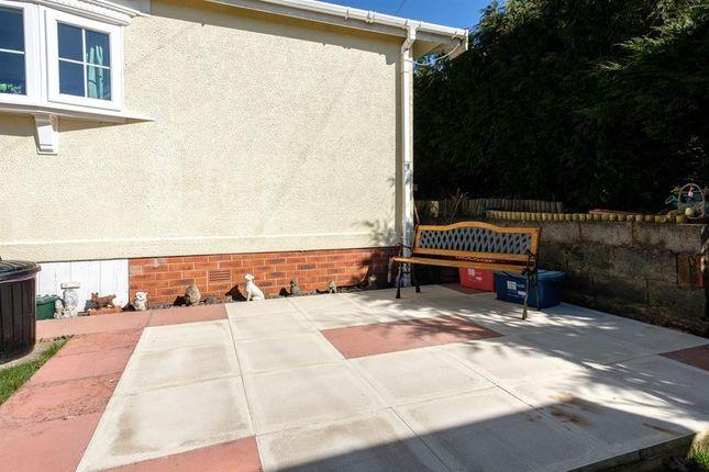 Patio of 91 Sunny Haven, Howey, Llandrindod Wells LD1