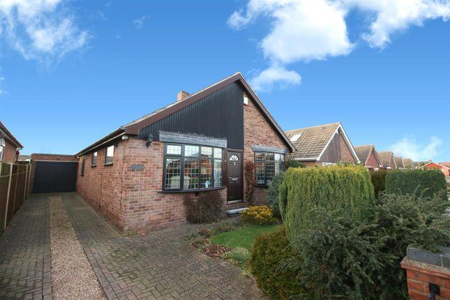 Thumbnail Detached bungalow for sale in Orchard Drive, Calverton, Nottinghamshire