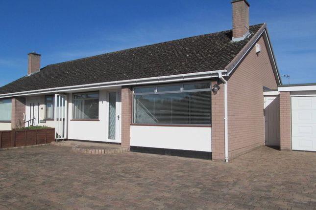 Thumbnail Bungalow to rent in Low Moorlands, Dalston, Carlisle, Cumbria