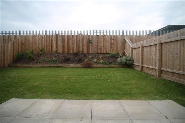 Garden of Elkstone Avenue, Barrow-In-Furness LA14