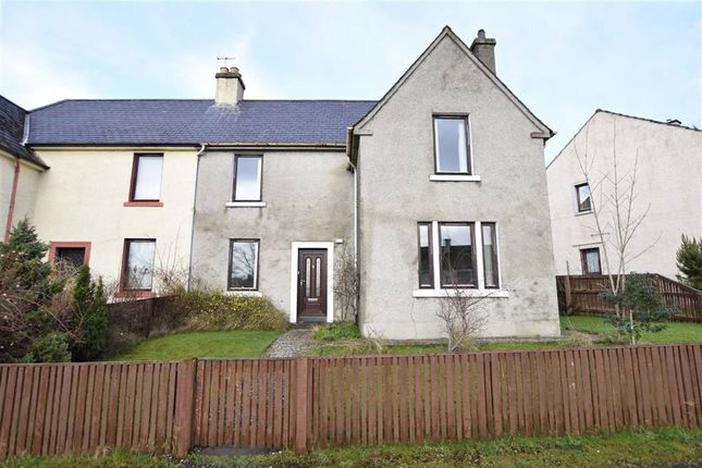 Thumbnail Semi-detached house for sale in Davidson Drive, Dingwall, Ross-Shire