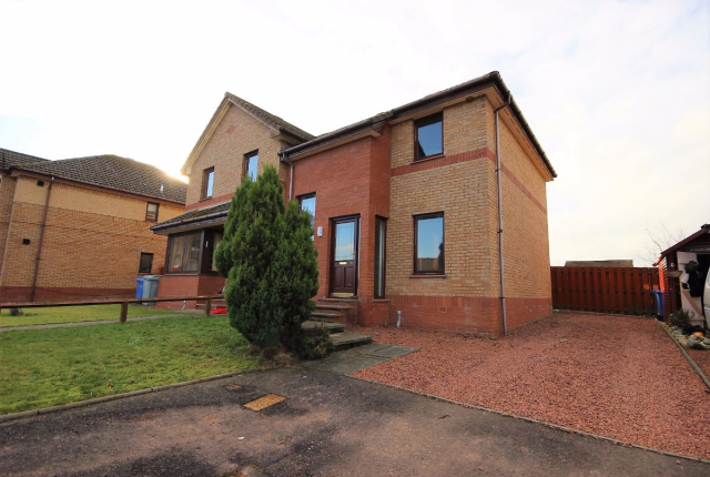 Thumbnail Semi-detached house to rent in Millburn Court, Symington ML12,