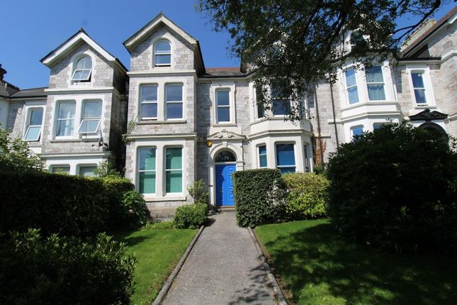 Thumbnail Maisonette for sale in Mannamead Road, Mannamead, Plymouth