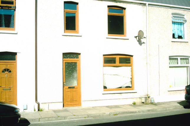 Thumbnail Terraced house to rent in Gladys Street, Port Talbot
