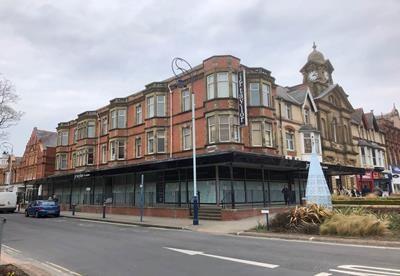 Thumbnail Retail premises for sale in Former J.R. Taylor Building, 4-12 Garden Street, St Annes On Sea, Lancashire