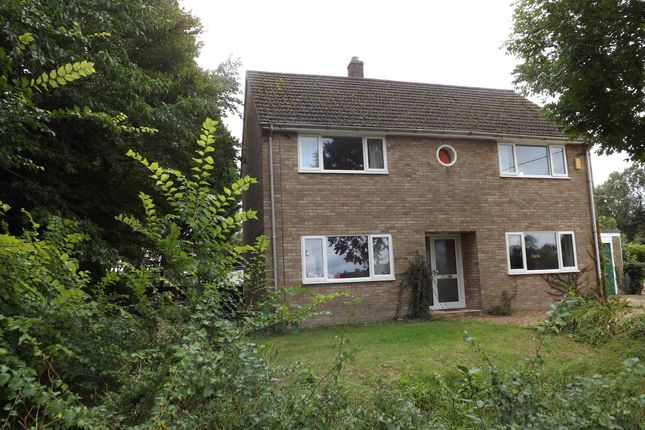 Thumbnail Detached house to rent in Fen Road, Bassingbourn, Royston