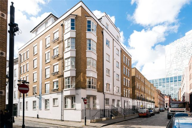 Thumbnail Flat for sale in Linnell House, 50 Folgate Street, London