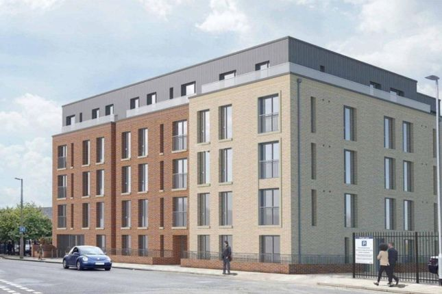 Thumbnail Block of flats for sale in The Residence, Bedford