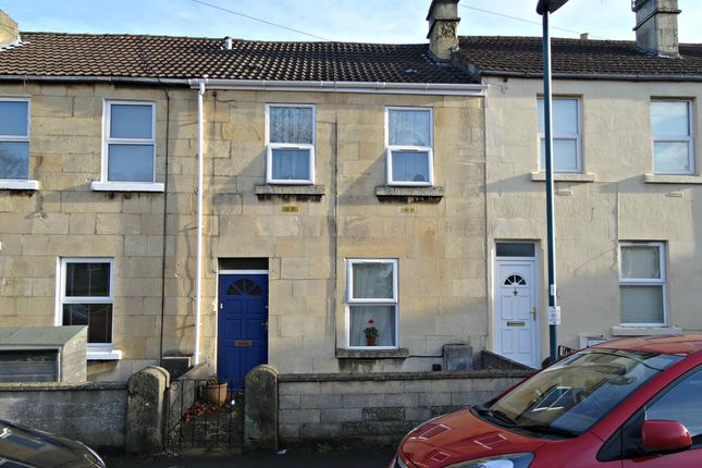Thumbnail Terraced house for sale in Dorset Street, Oldfield Park, Bath