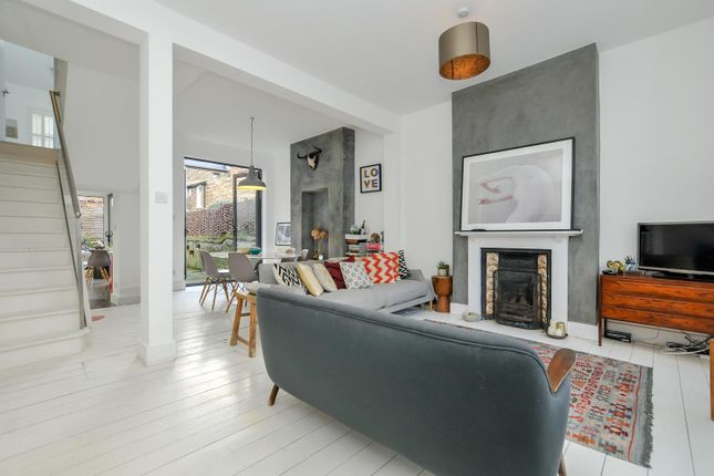 Thumbnail Semi-detached house for sale in Woodlea Road, Stoke Newington, London