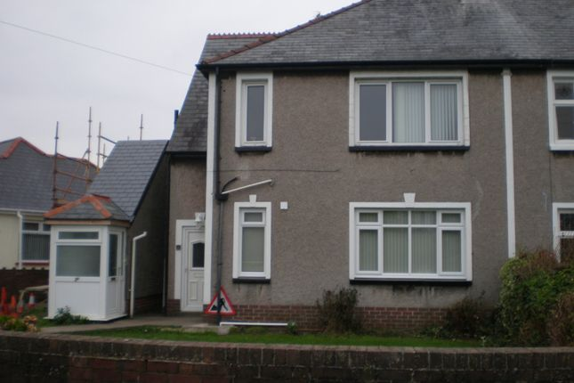 Thumbnail Flat to rent in Nicholls Avenue, Porthcawl