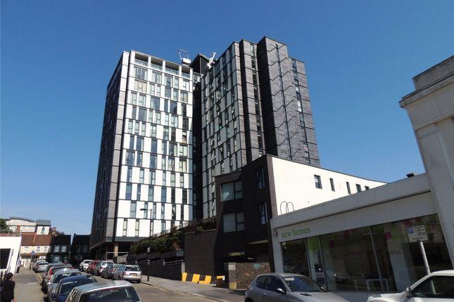 Thumbnail Flat to rent in Centrillion Point, 2 Masons Avenue, Croydon