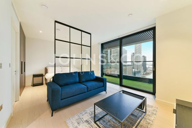 Studio for sale in Bagshaw Building, Wardian, London E14
